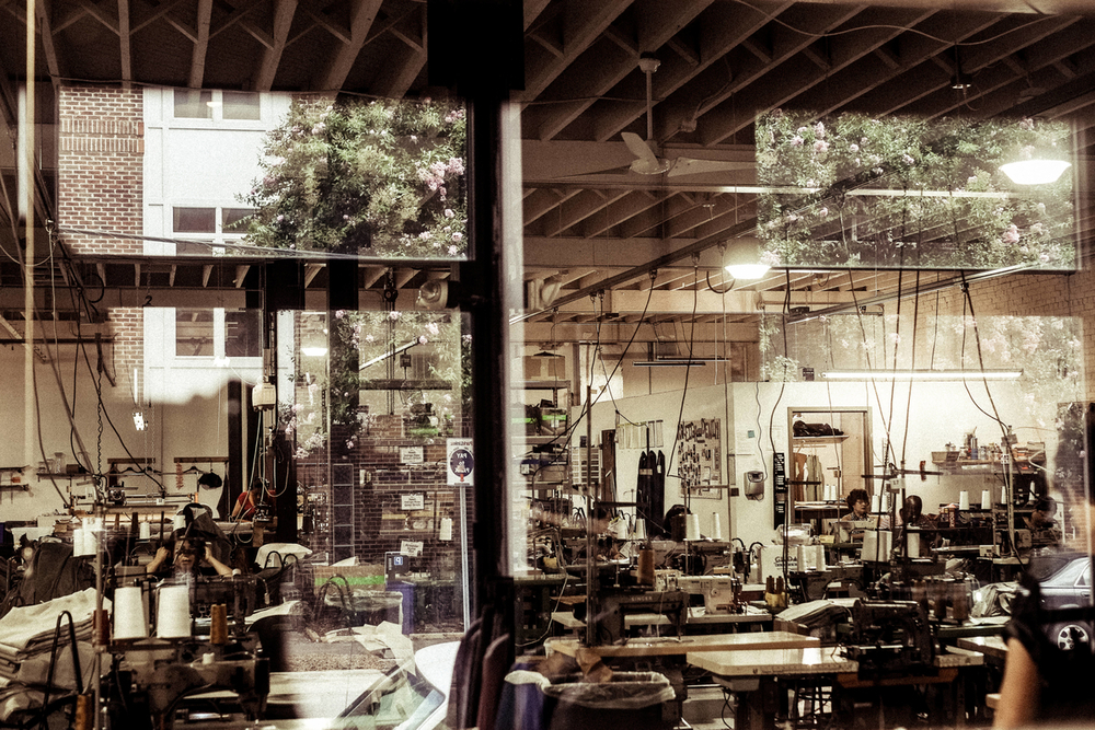 RALEIGH DENIM WORKSHOP | TO BE RATHER THAN TO ..