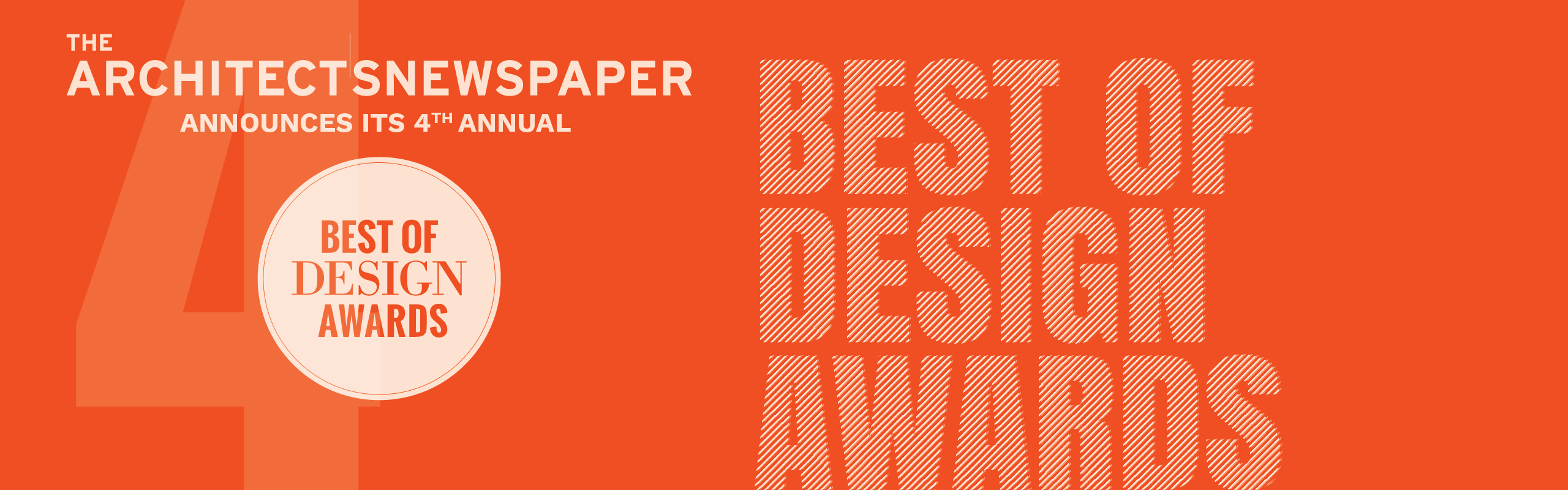 2016 Best of Design Award for ..