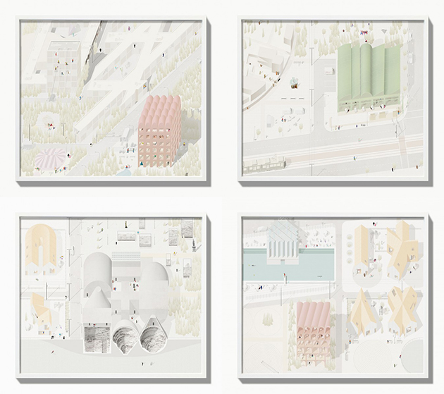 2016 Best of Design Award for Architectural Representation - 이미지