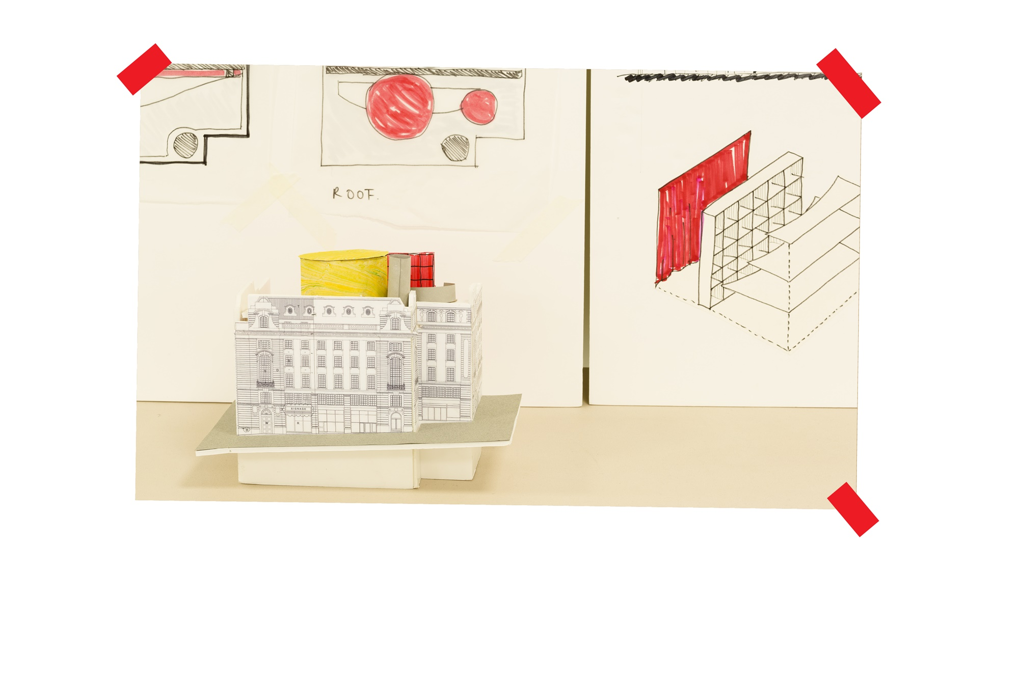 Future Office charrette: Will we keep choosing the office as a workplace? - 이미지