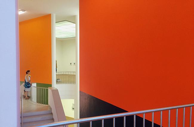 독일 현대미술의 MMK 박물관 '25주년..