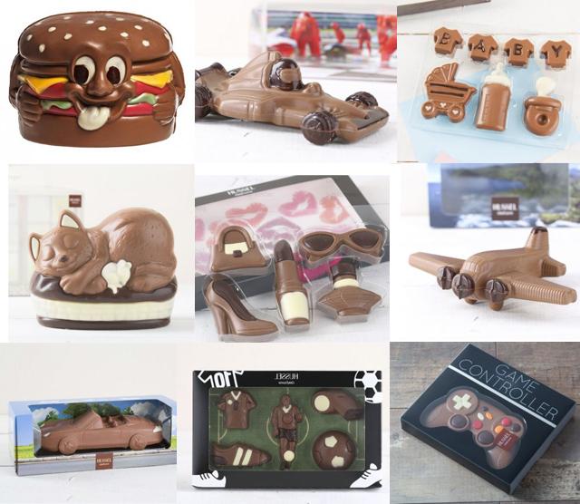 Hussel - 어른들을 위한 초콜렛 디..