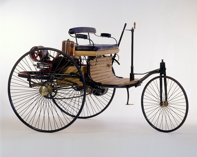 자동차의 오래된 미래가 온다: 전기자동차