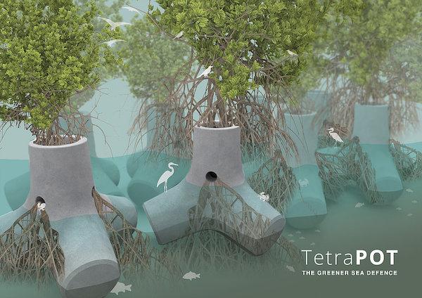[중국 컨셉 디자인] 자연을 보호하..