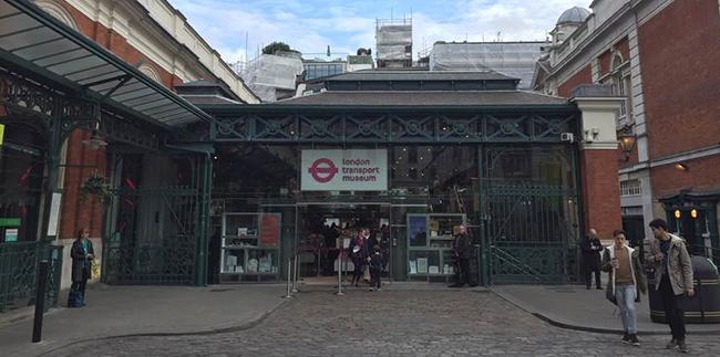 런던 트랜스포트 뮤지엄 숍