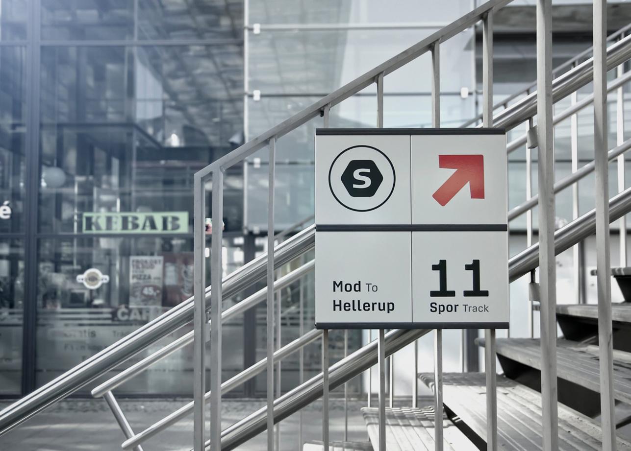 코펜하겐 대중교통에서 길찾기