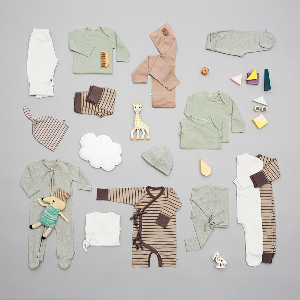 비가: 아기옷 공유하기
