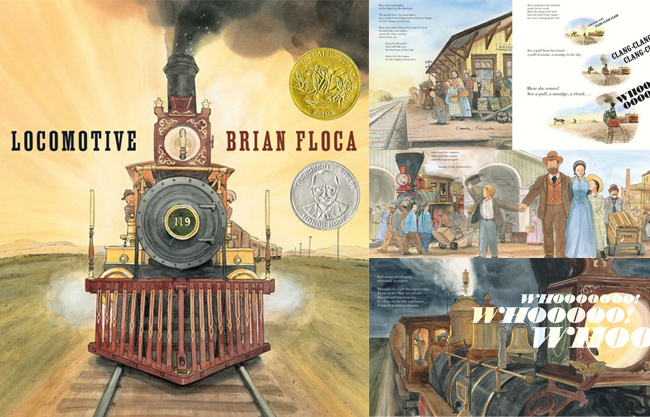 �׸�å�� �뺧�� The Caldecott Medal