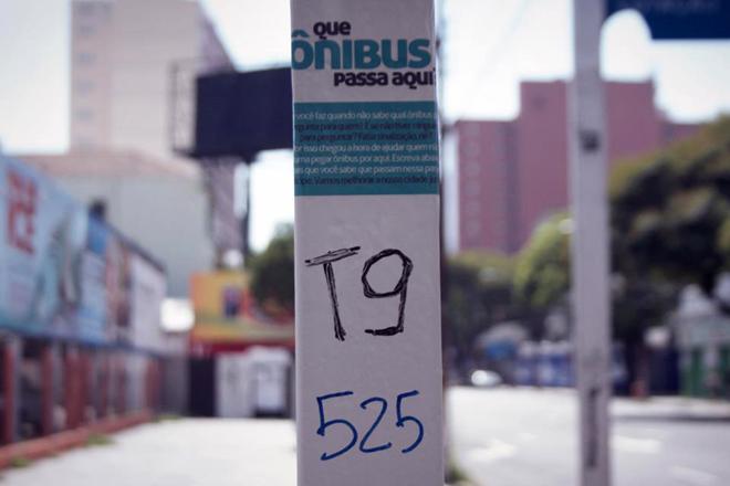 여기 몇 번 버스가 지나가나요?