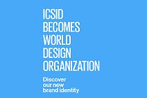 ICSID(국제산업디자인단체협의회), 새로운 브랜드 아이덴...
