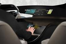 [미래기술]BMW, 핸들 옆에 증강현실 가상화면 장착