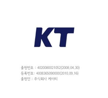 KT, 간단하고 흔한 상표의 등록