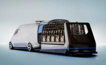 """전자동 화물적재와 드론 배달을 주요 기능으로 하는 """"미..."""
