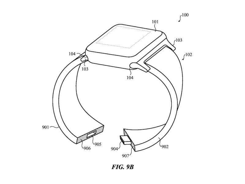 애플 워치, 모듈 교환식으로 바뀌나?