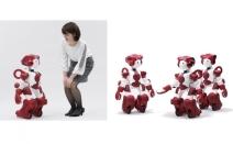 日 히타치, 쇼핑 도우미 로봇 EMIEW3 공개