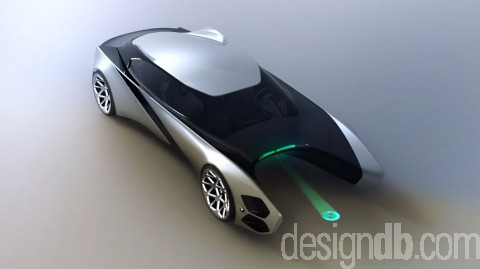 BMW Electric GT 'Sequence'