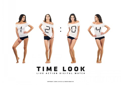 TIME LOOK