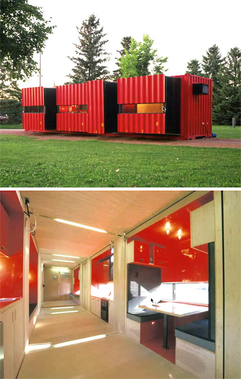 Db - Lot ek container home kit ...