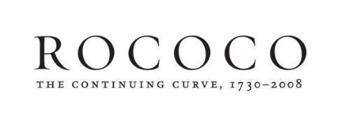 Rococo; The Continuing Curve, 1..